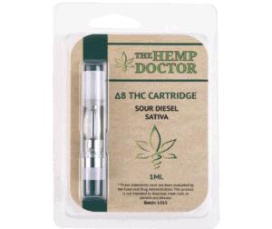 Delta 8 THC Hemp Derived Cartridge – Hemp Doctor