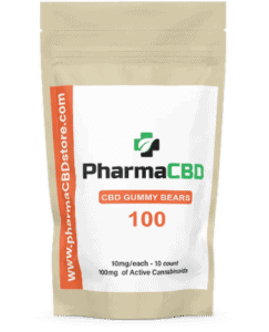 Pharma CBD Gummies 10 ct
